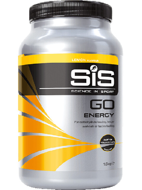 SiS GO Energy Drink Dose 1,6kg Lemon